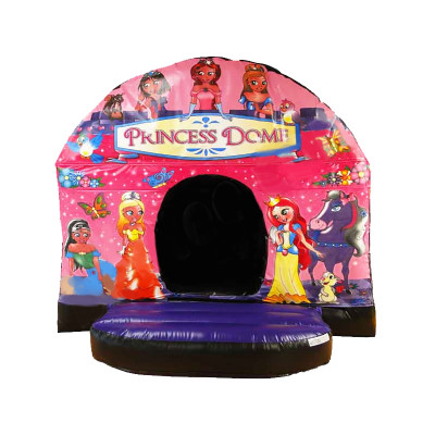 Princess Disco Bouncy Castle