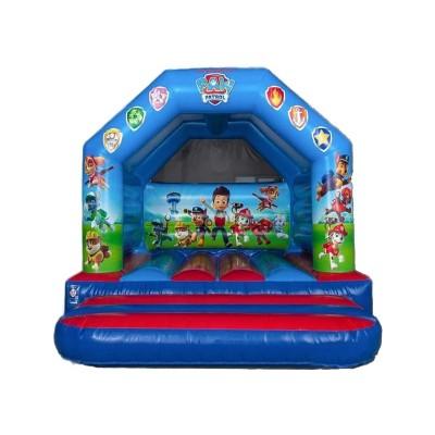 Paw Patrol Bouncy Castle