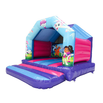 Nella Princess Bouncy Castle