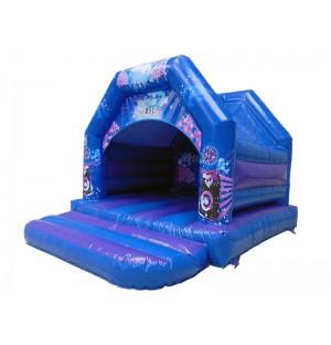 Disco A Frame Bouncy Castle