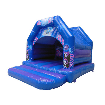 Disco A Frame Bouncy Castle