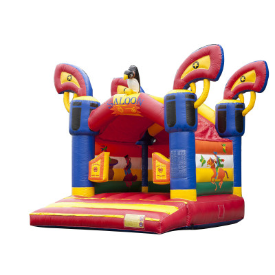 Bouncy Castle Saloon