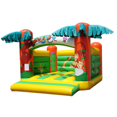 Jump Jump Jungle Bouncy Castle