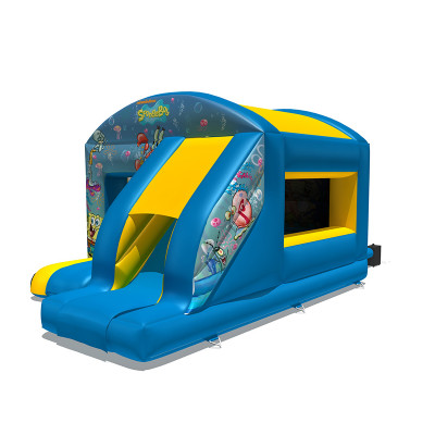 Sponge Bouncy Castle Slide