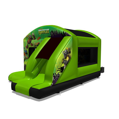 Ninja Turtle Bouncy Castle
