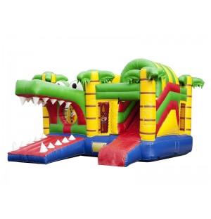 Crocodile Inflatable Combo