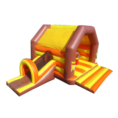 Western Bouncy Castle Slide