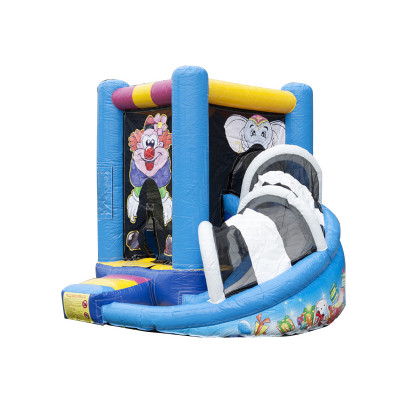 Bouncy Castle Mini Multifun Clown