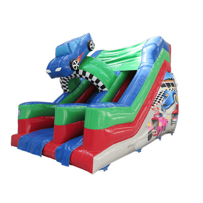 10ft Platfrom Racing Car Slide