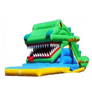 Crocodile Snappy Slide