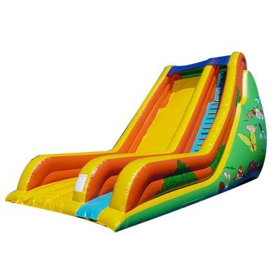Inflatable Bosse Slide