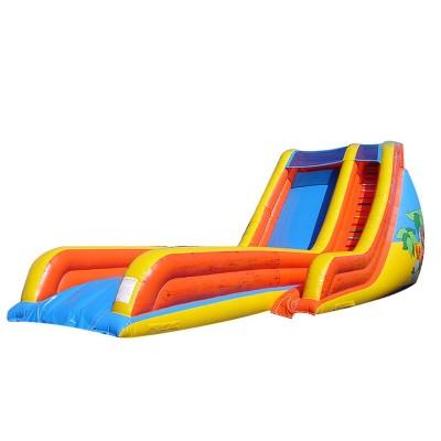 C2j Inflatable Aqua Slide