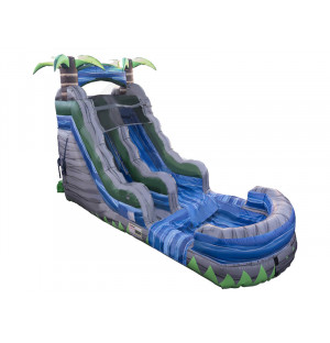 Commercial Bounce House Water Slide