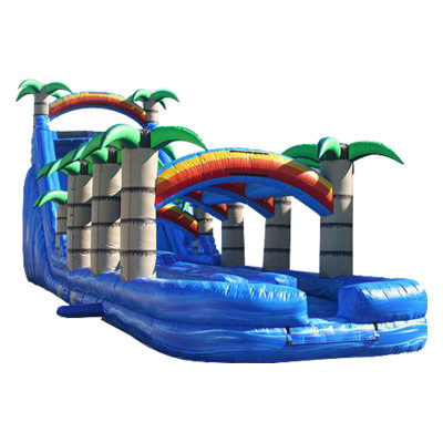Outdoor Inflatable Water Slide