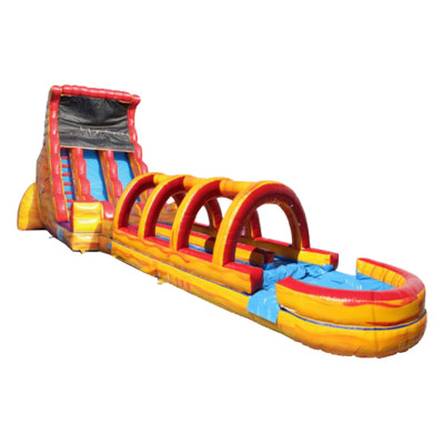 Big Inflatable Water Slides