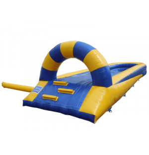 Single Lane Water Slide