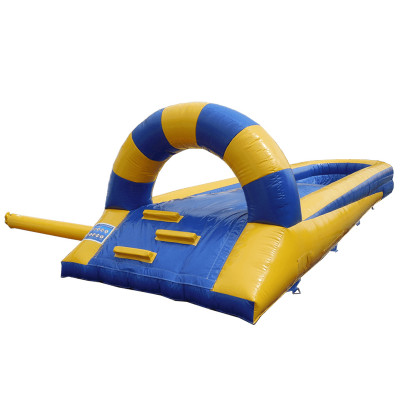 Single Lane Water Slide
