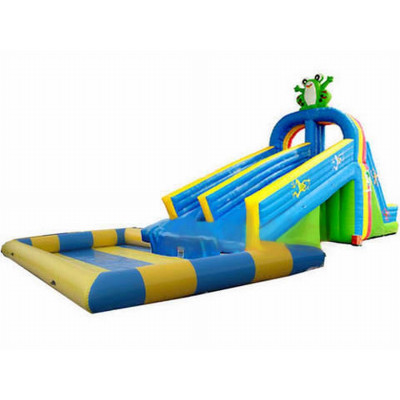 Inflatable Pool Slide