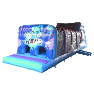 Inflatable Assault Course