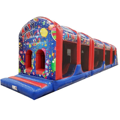 Kids Inflatable Obstacle Course