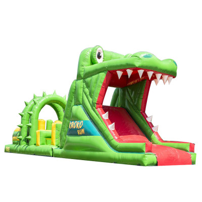 Crocodile Obstacle Course