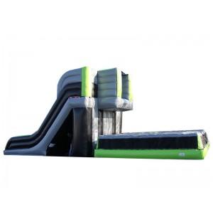 Inflatable Airbag Slide