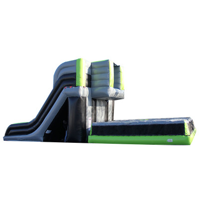 Inflatable Airbag Slide
