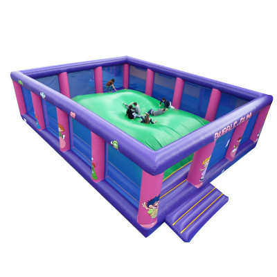 Commercial Inflatable Jump Pad Climber