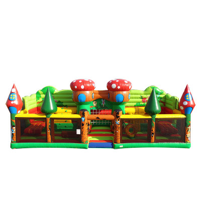 Toddler Enchanted Forest Inflatable Combo