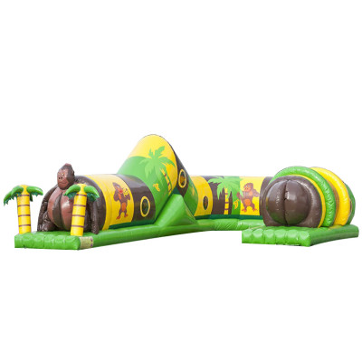 Inflatable Tunnel Gorilla