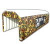 Inflatable Buildings Paintball Ranges