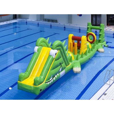 Aqua Run Obstacle Course