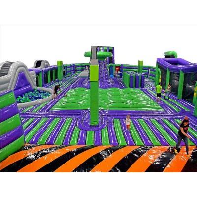 Inflatable Amusement Park