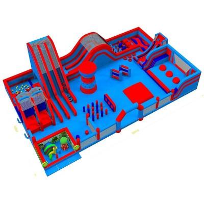 Bouncy Castle Inflatable Park