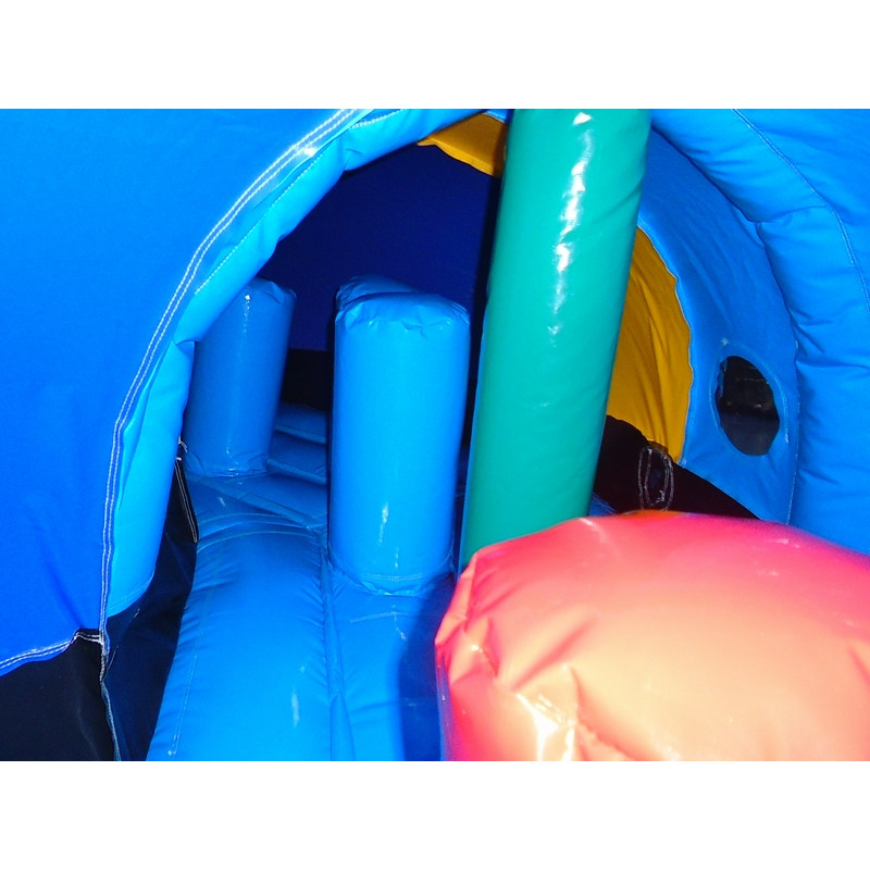 Inflatable Caterpillar Play Tube