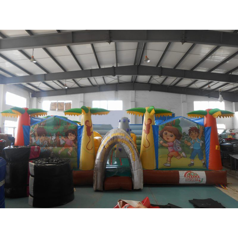 Dora Diego Toddler Bouncy Castle