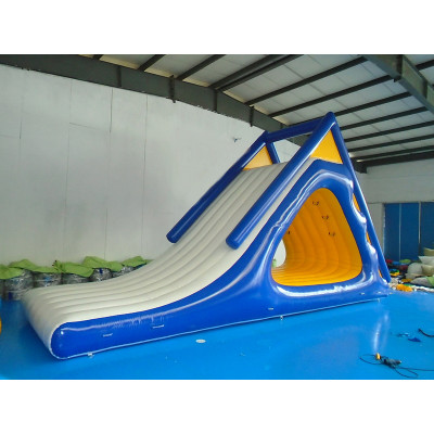 Inflatable Water Slide For Lake